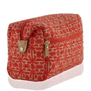 India Hicks Bag Cosmetic Riviera Print Island